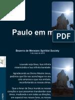 Paulo Em Mim - Bezerra de Menezes