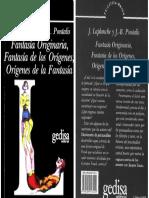 Laplanche y Pontalis - Fantasía Originaria, Fantasía de Los Orígenes, Orígenes de La Fantasía