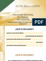 TÉCNICAS DE RELAJACIÓN.pptx