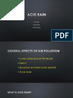EVS- Acid Rain.pptx