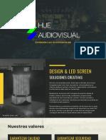 Presentacion Hue Audiovisual