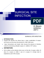 Surgical Site