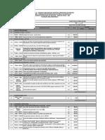 MODELO Planilha Orçamentária - Analítica - Cronograma - Adequação Restaurante-Praça Serviços-EM BRANCO.xls
