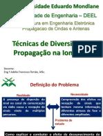 10. Técnicas de Diversidade e Propagação Na Ionosfera