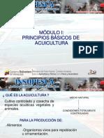Módulo 1 Principios de Acuicultura Basica-Version Actualizada Isabel