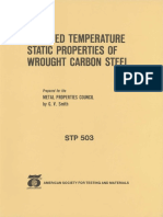 STP 503 - (1972) Elevated Temperature Static Properties of Wrought Carbon Steel.pdf