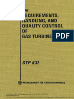 STP 531 - (1973) REquirements handling and quality control of gas turbine fuel.pdf
