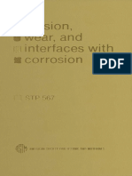 STP 567 - (1982) Erosion, Wear, and Interfaces with Corrosion.pdf
