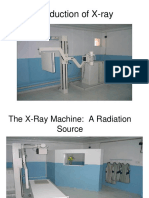 Basics of X Ray Production