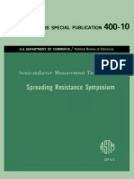 STP 572 - (1974) Semiconductor Measurement Technology Spreading Resistance Symposium.pdf