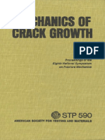STP 590 - (1976) Mechanics of Crack Growth.pdf