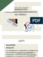 INAMOVILIDAD-LABORAL