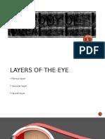 Anatomy of Uvea