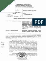 Orden de Allanamiento Para El Teléfono de Raúl Maldonado Gautier l #TelegramGate