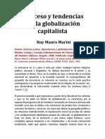 Marini - Proceso y Tendencias de a Globalización Capitalista