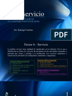 Factor Servicio -