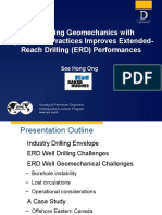 Geomechanics & ERD