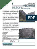Proteccion de Taludes Tren de Las Sierras_cordoba-Ar
