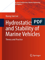 (Springer Series on Naval Architecture, Marine Engineering, Shipbuilding and Shipping) Byung Suk Lee - Hydrostatics and Stability of Marine Vehicles. 7-Springer (2019)