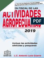 Régimen Fiscal de las Actividades Agropecuarias 2019.pdf