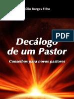 Decalogo de Um Pastor