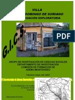 Santo Domingo de Soriano