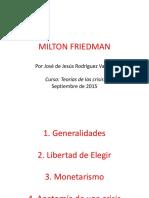 milton fridman