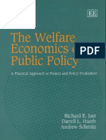Edward Elgar,.the Welfare Economics of Public Policy - A Practical Approach to Project and Policy Evaluation.[2004.ISBN1843766884]