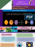 Modelos atómicos/Módulo 14
