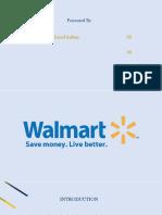 Walmart Ppt
