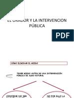 EL ORADOR Y LA INTERVENCION PÚBLICA blanco.ppt