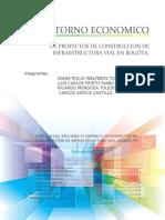 Analisis Del Entorno Economico - Construccion Vial