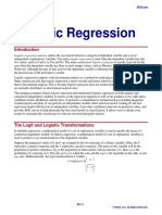 Logistic Regression Dikonversi