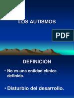 Sintomatologia Del Autismo