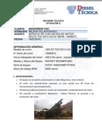 Ot19-158 Maquirena Informe Tecnico Evaluacion Motor Tcd 2013 l04 2v Serie