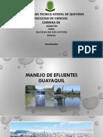 Manejo de Efluentes Guayaquil