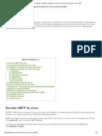 Instalar, Asegurar, Acceder y Configurar Servidor de Correo Linux (Postfix)
