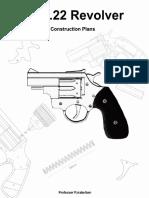 Practical Scrap Metal Small Arms Vol.19-.22 Revolver