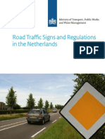 Road Traffic Signs and Regulations in the Netherlands 2009_tcm249-244812