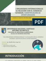 Exposición-comercio y Logística Internacional