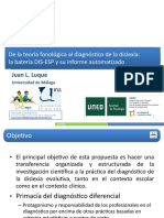 8-Juan L Luque-De La Teor a Fonol Gica Al Diagn Stico de La Dislexia Evolutiva