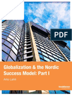 Globalization the Nordic Succes Model Part i