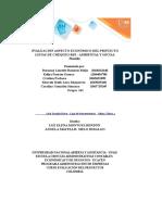 Evaluacion Economica Del Proyecto Sostenible