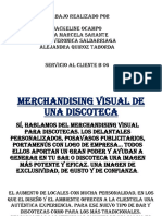 merchadising visual