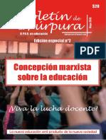 La Purpura 2 Revista Teórica
