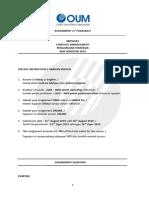 Strategic Management Tugasan 2