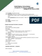 CONVIVENCIA+VOCACIONAL+Estoy+a+ala+Puerta+y+llamo+Carpeta+completa