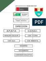21. Organigrama de La Institución Educativa