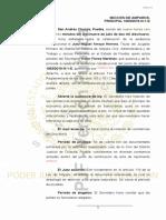 Amparo Indirecto 1063-2019. Ampara y Protege