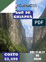 Sur de Chiapas